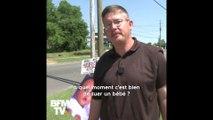 Avortement: devant cette clinique en Alabama, des militants des deux camps s'affrontent tous les jours