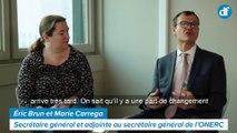 Vers un 2e plan d'adaptation au changement climatique pour la France : 3 questions à Éric Brun et Marie Carrega