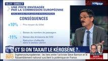 Une taxation commune du kérosène en Europe est-elle envisageable ?