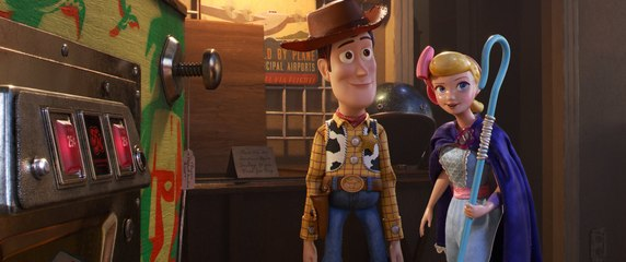 Toy Story 4 - Trailer final español (HD)
