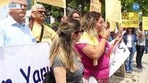 Yaylaköy'ün 'Afet Bölgesi' İlan Edilmesine Tepki