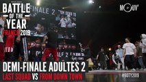 BOTY FRANCE 2019 : Demi-finale adultes 2