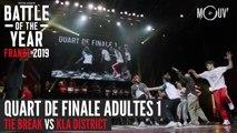 BOTY FRANCE 2019 : Quart de finale adultes 1