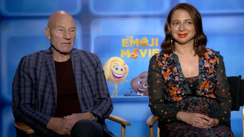 The Emoji Movie' Cast Play The Emoji Game