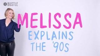 Melissa Joan Hart Explains The '90s