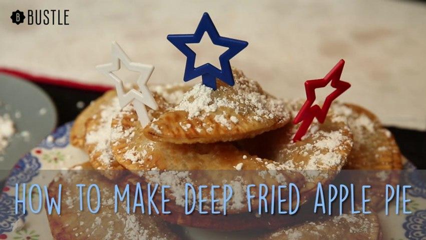 How To Make Deep-Fried Apple Pie