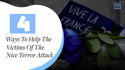 4 Ways To Help The Victims Of The Nice Terror Attack