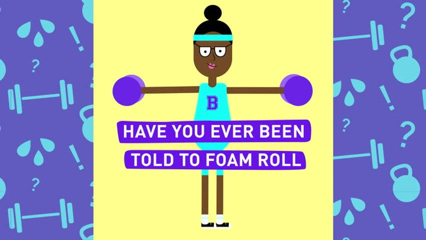 What Does A Foam Roller Do?