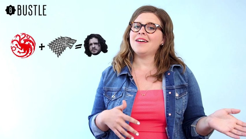 Game of Thrones: Season 5 Proof that R+L = J is Real