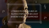 What Does It Take To Be An Elite Gymnast?