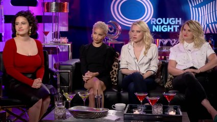 The Rough Night Cast Plays Super Weird Round Of Would You Rather