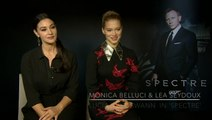 Spectre Stars Monica Bellucci & Lea Seydoux Weigh In On What It Means To Be A Bond Woman
