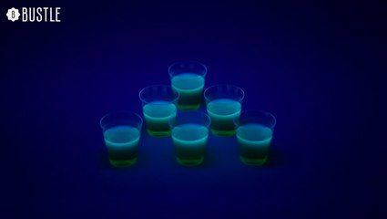 How To Make Glow-in-the-Dark Jell-O Shots