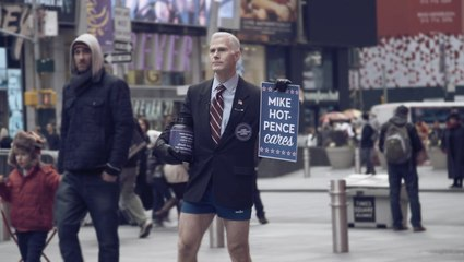 Meet The Gay Mike Pence Look-Alike