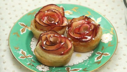How To Make Delicious Canna Apple Roses