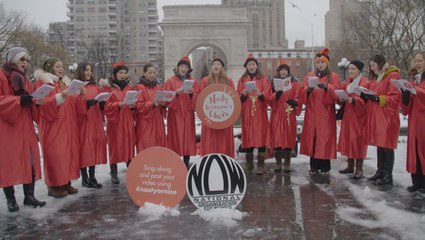 The Nasty Women's Choir Is Caroling For Reproductive Rights