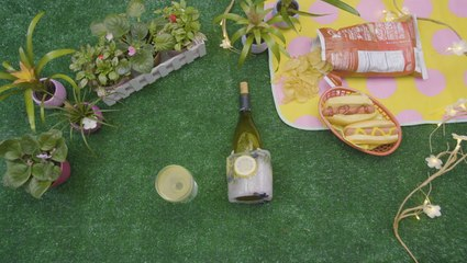 How To Make Cheap Wine Look Fancy