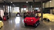 La Cité de l'auto prépare le Festival des véhicules anciens