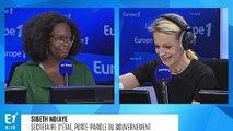 """Sibeth NDiaye : """"La responsabilité de la victoire ou de la défaite sera attribuée au président de la République"""""""