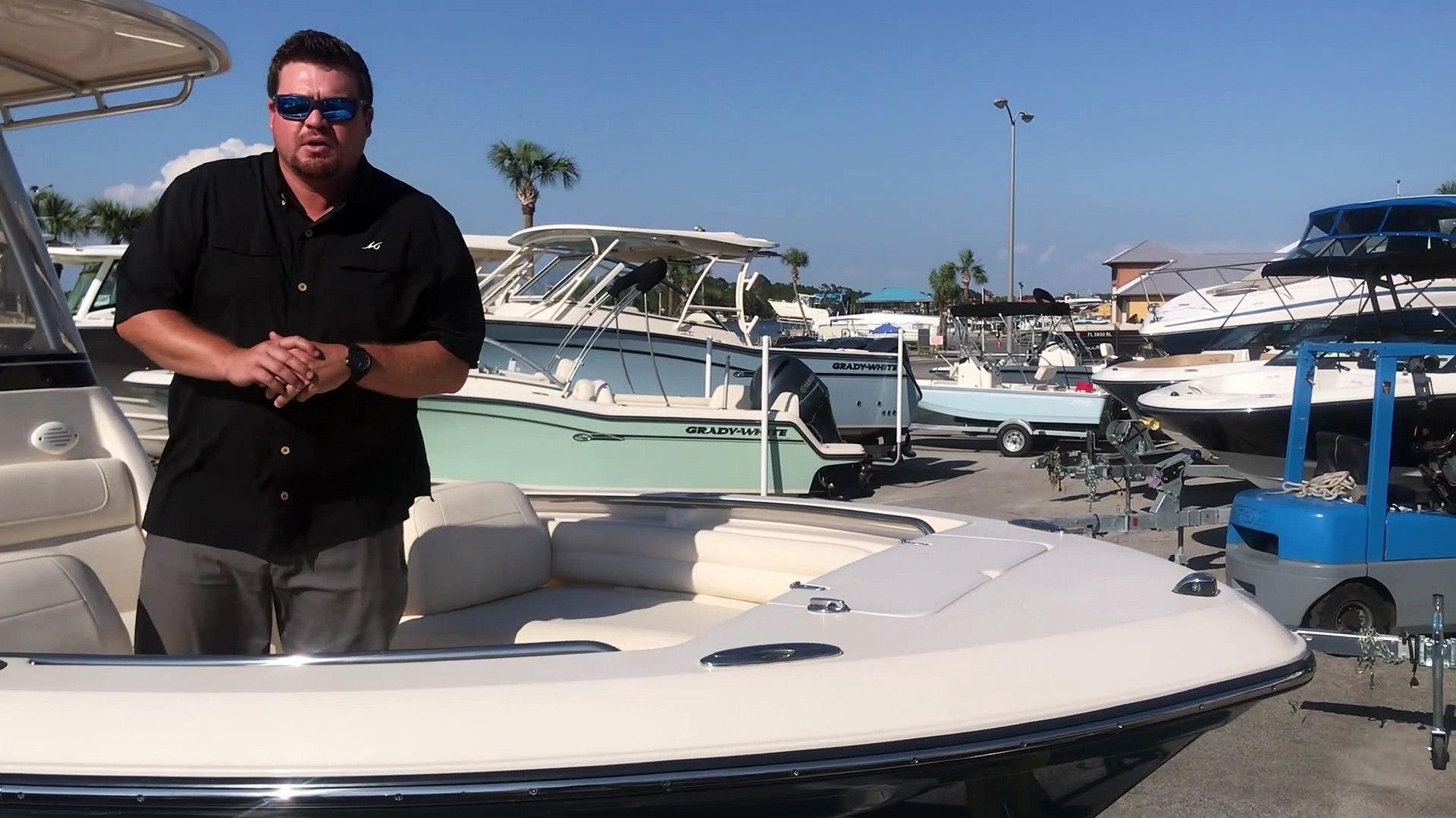 2019 Grady-White Fisherman 216 For Sale at MarineMax Panama City Beach