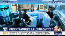 Affaire Vincent Lambert: la loi est-elle inadaptée ?