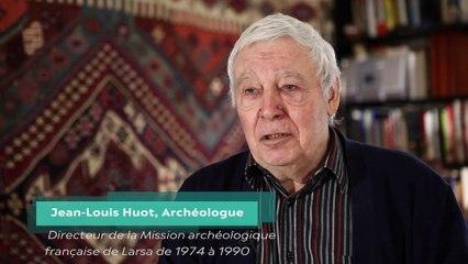 La recherche archéologique à Larsa