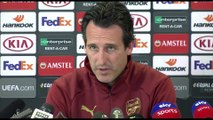 We want to play, despite problems - Emery