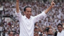 Jokowi Wins Another Term as Indonesia's President
