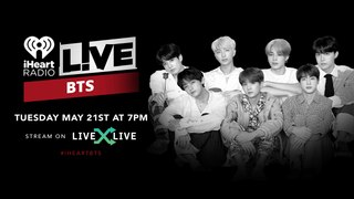 iHeart Live with BTS