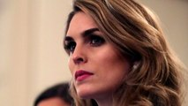 House Judiciary subpoenas Hope Hicks, top McGahn aide