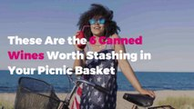 We Sipped on 100 Canned Wines—These Are the 6 Worth Stashing in Your Picnic Basket