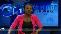 RTG/Communication présidence de la république - P.C Maganga Moussavou et G.B Mapangou démis de leurs fonctions