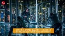 'John Wick' derrota a 'Avengers- Endgame' en taquilla
