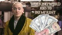 Working Weird Craigslist Jobs to Earn $965 for New York City Rent