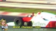 Trauer um Niki Lauda  Nachruf auf den Unternehmer Niki Lauda orf