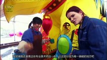 Longleat Chinese Lantern Festival Interview Blue Peter