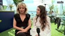 Souvenirs de Cannes de Valeria Golino, Adèle Haenel et Céline Sciamma - Cannes 2019