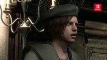 Resident Evil - Trailer de lancement Switch