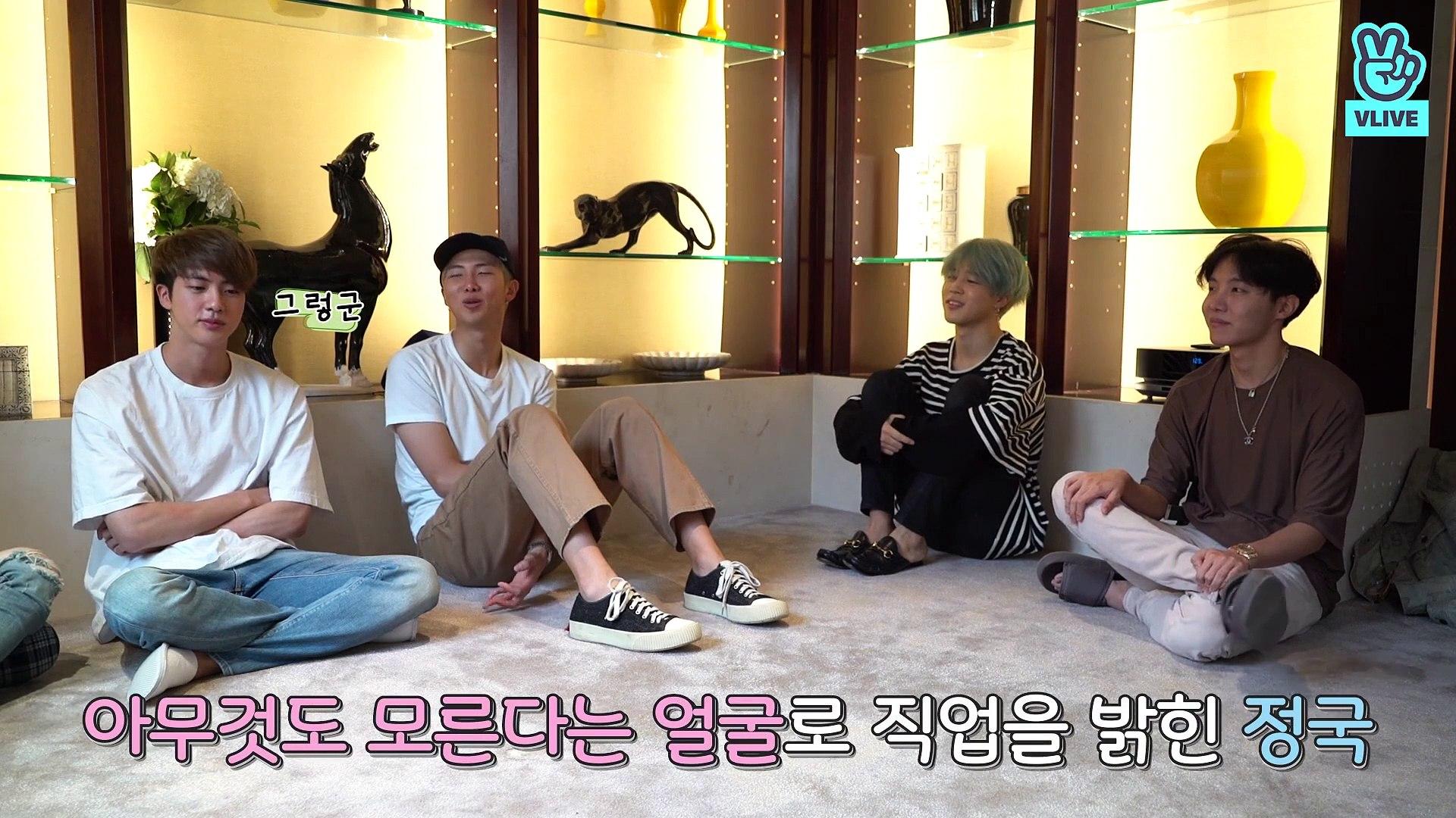 [KOR SUB] BTS RUN EP 72