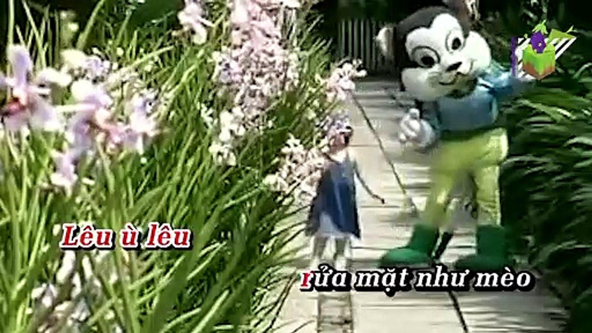[Karaoke] Rửa Mặt Như Mèo - Xuân Mai [Beat]