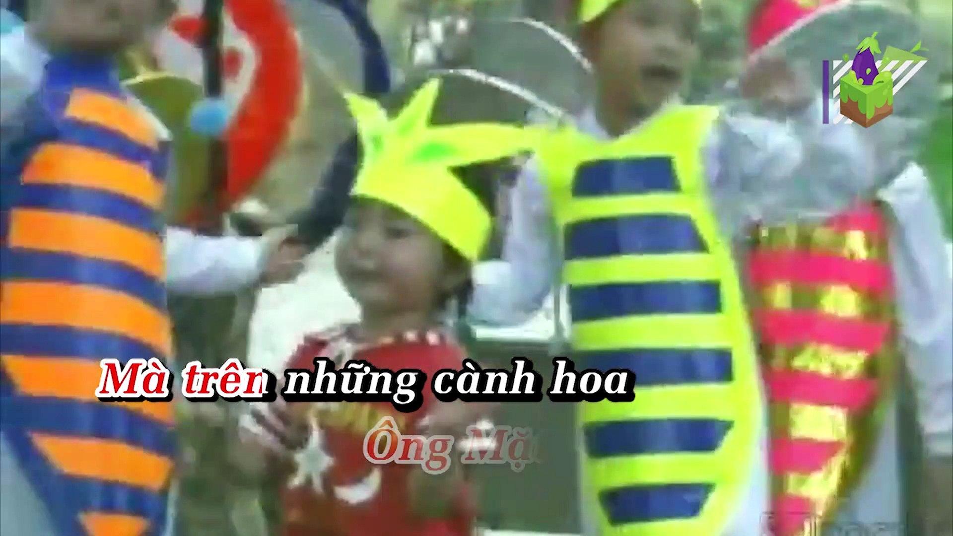 [Karaoke] Chị Ong Nâu Và Em Bé - Xuân Mai [Beat]