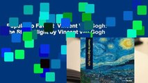 Popular to Favorit  Vincent Van Gogh: The Starry Night by Vincent van Gogh
