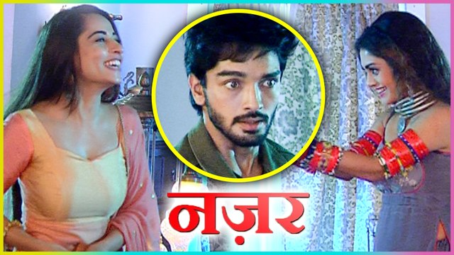 Nazar : Pia Turns into Dilruba | Dilruba's Truth Revealed In Front Of Ansh
