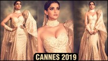 Cannes 2019 | Sonam Kapoor Turns MAHARANI For Chopard Cannes 2019 Party | FIRST Look