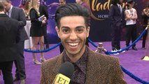 'Aladdin' Star Mena Massoud Reveals He Lived in a Closet Two Years Ago (Exclusive)