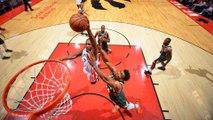 NBA - Top 5 : Kawhi Leonard sur Giannis Antetokounmpo : poster XXL à une main