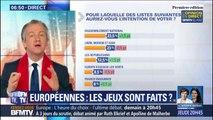 """ÉDITO – Européennes: """"La mobilisation contre Macron, elle fait le succès de Bardella"""""""