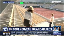Il est entouré de verdure et compte 5000 places : venez découvrir le court Simonne-Mathieu à Roland-Garros