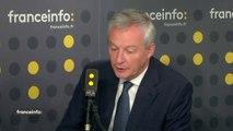 """Steve Bannon : """"Les personnalités étrangères qui prennent part à la campagne européenne ne sont pas les bienvenus"""" affirme Bruno Le Maire"""