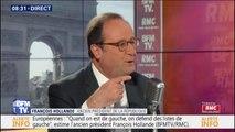 """François Hollande sur l'écologie en Europe: """"Il faut faire un traité spécifique"""""""